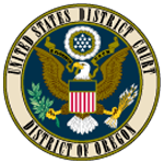 United States District Court - District of Oregon